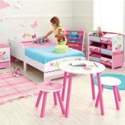 Kleinkindzimmer Schmetterlinge