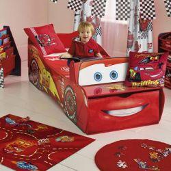 Kleinkindzimmer Cars