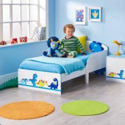 Kleinkindzimmer Happy Dino