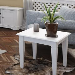 Corner tabel VENICE 479 - Corner table - EXTRA WHITE