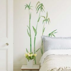 Wandaufkleber Bamboo XL