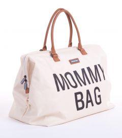 Wickeltasche Mami-Tasche - naturweiß