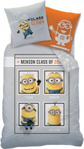 Bettwäsche Minions Class Clown