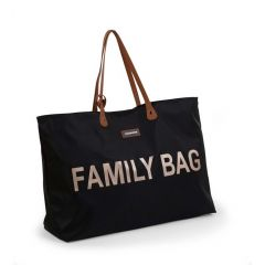Family Bag Schwarz/Gold