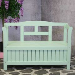 Pinokkio bench green, FSC 100%