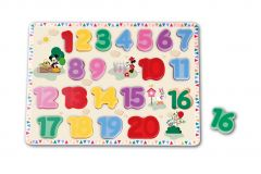 Mickey Number Puzzle