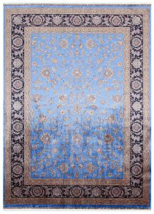 Qoum Shah 2 Blue 180X120