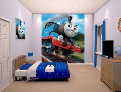 Fototapete Thomas die Lokomotive