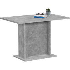 Esstisch Brandon 110x70 - Beton