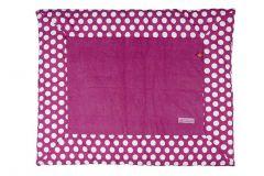 Boxcloth Dots 75x95 - rosa