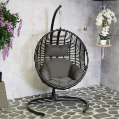Dusty Relax Chair KD Black