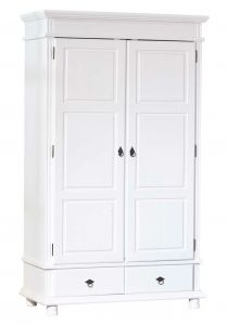 Kleiderschrank Danz mit 2 Türen