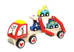 Mickey Car Transporter