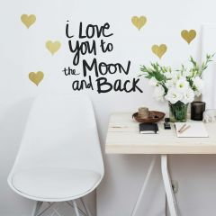 Love You To The Moon Quote