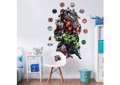 XL Wandaufkleber Marvel Avengers
