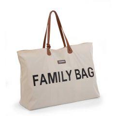Family Bag Altweiss/Schwarz