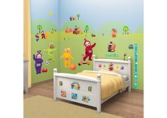 Wandsticker Teletubbies