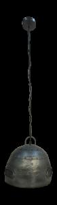 Hängelampe Schraube - ø30 cm - grau
