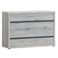 EVI  BEDROOM - COMMODE 2S / 2T