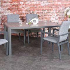 Bergamo cermic table deluxe 160cm