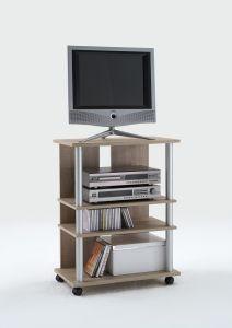 TV Rack Variant - Braune Eiche
