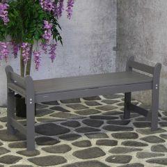 Grunn bench grey, FSC 100%