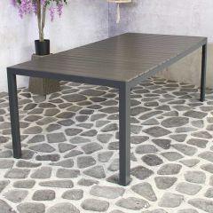 Jersey Table  220 x100 cm Antracite