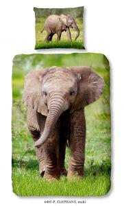Bettbezug Elefant 140x220