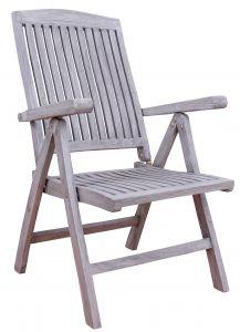 Jepara teak folding chair