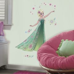 Roommates Wandtattoo - Die Eiskönigin - Elsa