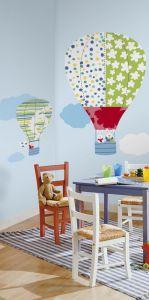 RoomMates Wandsticker - Heißluftballons