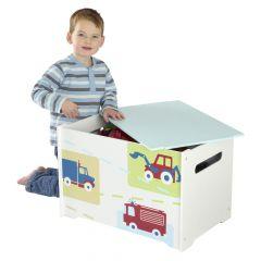 Spielzeugtruhe Traffic
