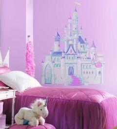 Roommates Wandtattoo - Disney Prinzessinnen Glitzer