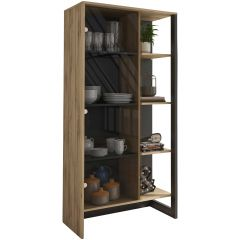 RANGEMENT JOUR - RUSSEL display unit Helvezia oak