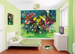 Wandbild Ben 10: Ultimate Alien