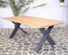 Hamilton teak table 220cm  FSC Recycled