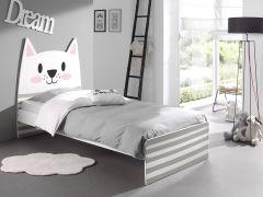 Einzelbett Katze
