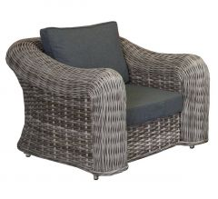 Davinci wicker armchair