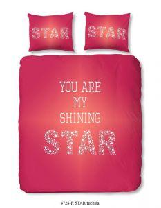 Bettwäsche Star Pink 200x220cm