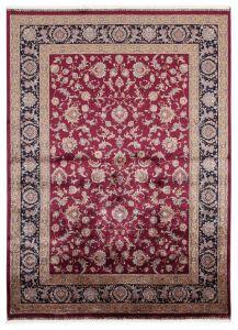 Qoum Shah 2 Burgundy 180X120