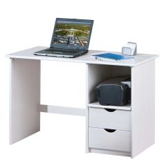 Schreibtisch Sinus - weiß