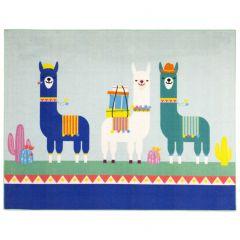 Teppichfamilie Lama