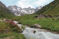 Leinwand Fluss 60x90cm