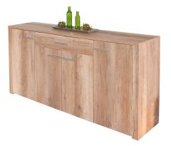 Sideboard Absoluto - Wildeiche