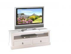TV Lowboard Provence mit 2 Schubladen