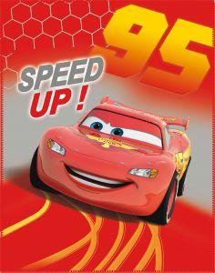 Kuscheldecke Cars Go Go Go