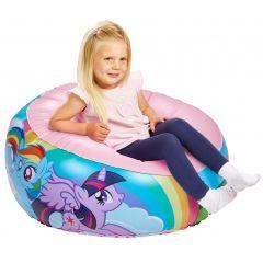 Aufblasbarer Kindersessel Mein kleines Pony