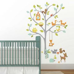 Happi-Woodland Fox & Friends Tree