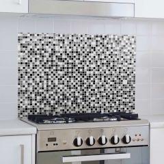 Wandaufkleber Mosaik Rückwand Küche