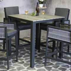 Ibiza polywood bar table